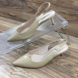 KATE SPADE NEW YORK Womens Shiloh Leather shoe New
